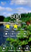 Screenshot of Bubble Pop Read Free Kids Game