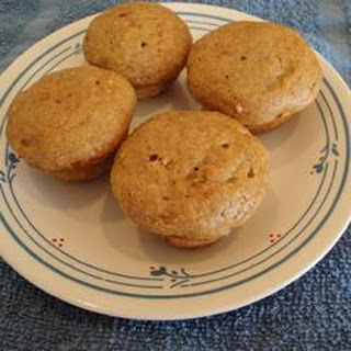 Kim's Virtuous Mini Pumpkin Muffins