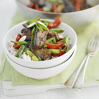 Vegetarian Stir Fry Black Bean Sauce Recipes
