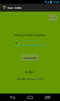 Screenshot of Euro-Dollar
