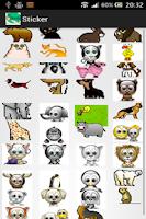 Screenshot of Stickers para WhatsApp