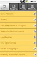 Screenshot of Todos a cocinar