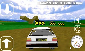 Screenshot of BB Rally Pro