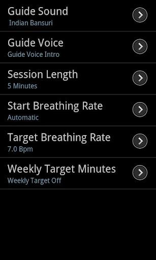 Breathing Zone - screenshot