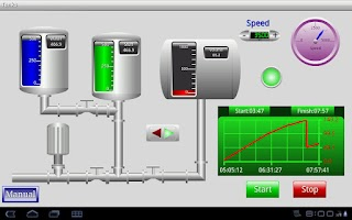 Screenshot of TeslaModbusSCADA