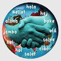 GreetingDWorld (40 idiomas) icon