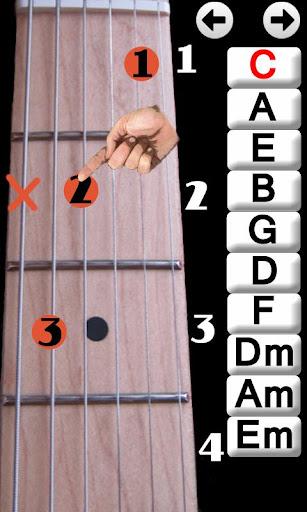 學習吉他譜