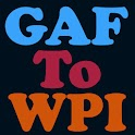 HitHoo GAF to WPI icon