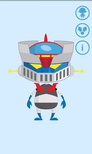 【免費休閒App】Find the Robots!-APP點子
