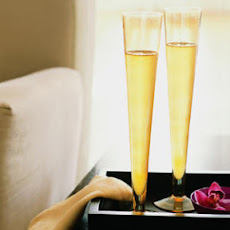 Sparkling Passion-Fruit Aperitifs