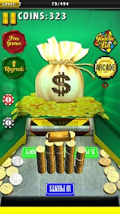 Coin Pusher Gold Screenshot