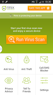 App Free Antivirus 2015 +Security APK for Kindle