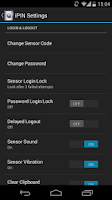 Screenshot of iPIN - Password Manager