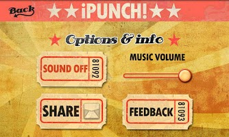 Screenshot of iPunch!
