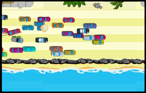 Ocean Road - Traffic Racer - screenshot