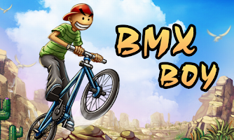 Screenshot of BMX Boy