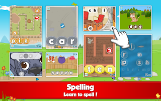 Screenshot of Fun English Learning Games