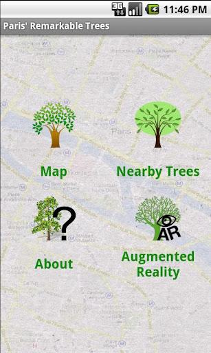 Paris' Remarkable Trees