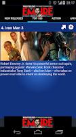 Screenshot of Galaxy Netflix Guide