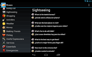 Screenshot of Spanish English Dictionary +