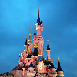 Disneyland, Paris by Sajal Gupta - Buildings & Architecture Other Exteriors (  )