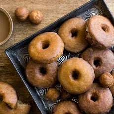 Spiced Cider Doughnuts Recipe