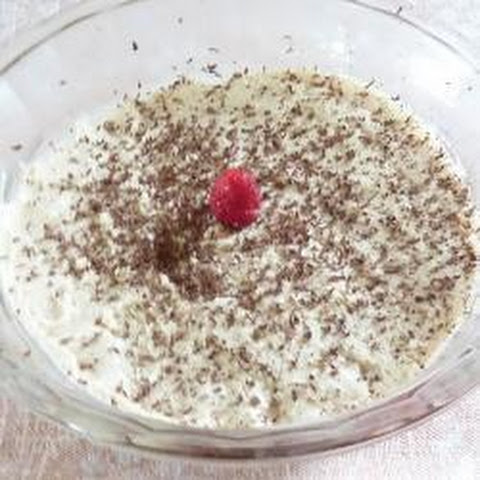 Raspberry and Amaretti Trifle with Mascarpone