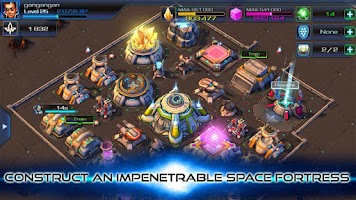 Screenshot of Galaxy Factions