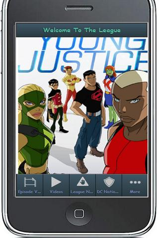 Young Justice League Exposed