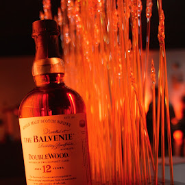 Balvenie 12 year old 'DoubleWood by Jason Brooks - Food & Drink Alcohol & Drinks ( scotch, tasty stugg, 12 year old scotch, single malt, balvenie )