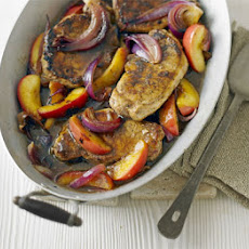 Fruity Pork Steaks
