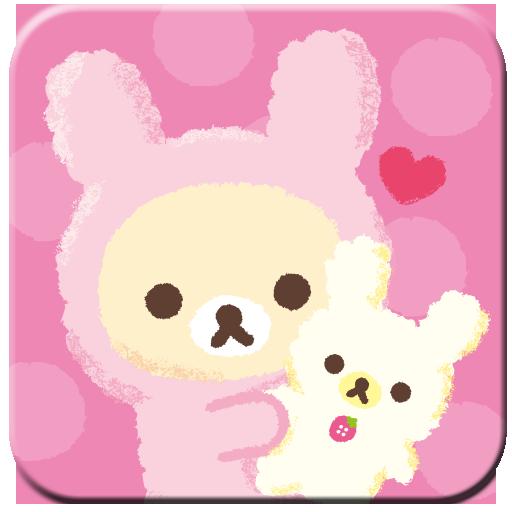 Rilakkuma Theme 24 個人化 App LOGO-APP試玩