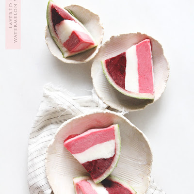 Sorbet Watermelon Wedges