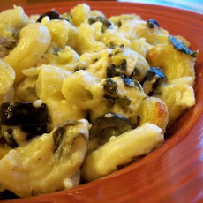 Greek Macaroni and Cheese