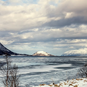iced bay by Benny Høynes - Landscapes Weather