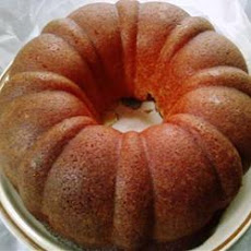 Cream Cheese Pound Cake II