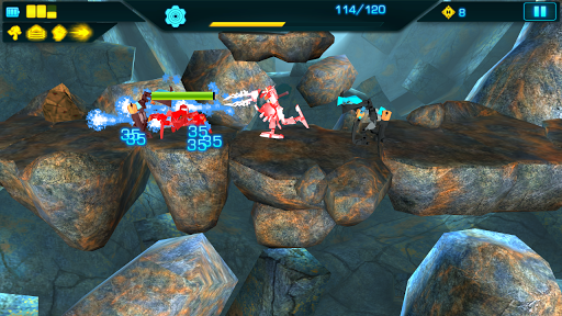 LEGO Hero Factory Invasion - screenshot