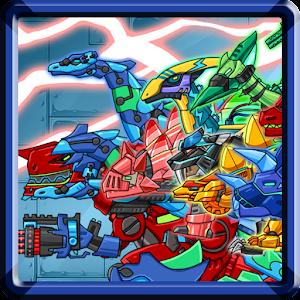 Cover art Dino Robot - Dino Corps.