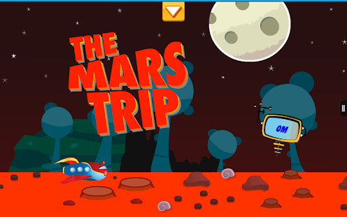 The Mars Trip - screenshot