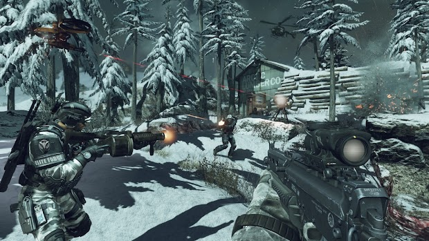 PS4 and Xbox One to get a double XP weekend for the launch of Call Of Duty: Ghosts