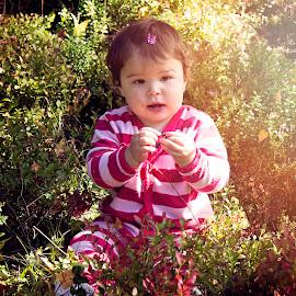autumn by Mona Martinsen - Babies & Children Children Candids