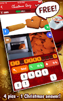 Screenshot of Christmas Quiz