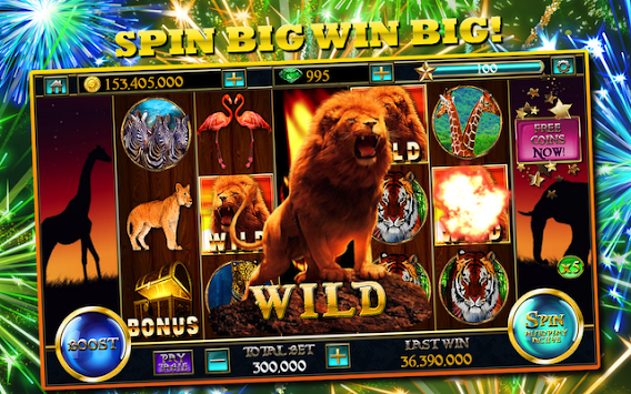 Slots™ Wolf FREE Slot Machines APK screenshot thumbnail 14