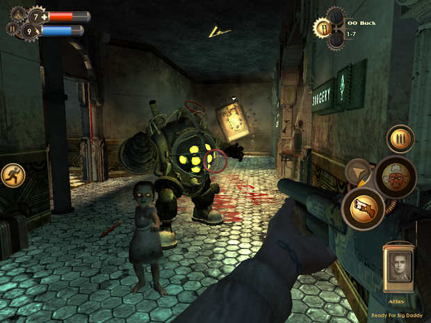 BioShock is coming to iPhone and iPad later in the summer