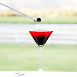 Blackberry Martini Recipes
