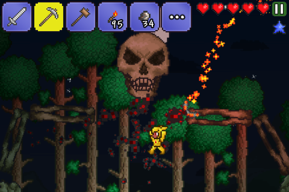 Terraria. Screenshot 3