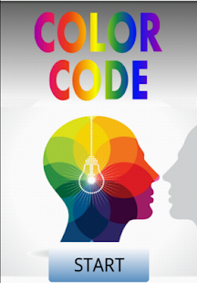Color Code - Personality Test - screenshot