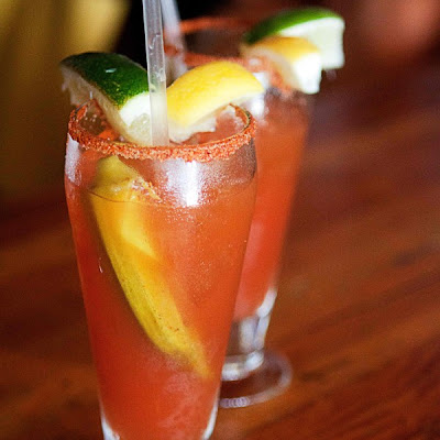 Louisiana Bloody Marys