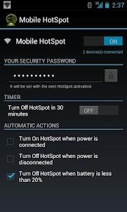 download Mobile HotSpot Pro