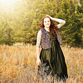 {M.F} by Samantha Farr - Novices Only Portraits & People ( idaho, senior portrait, novice, novices only, senior )